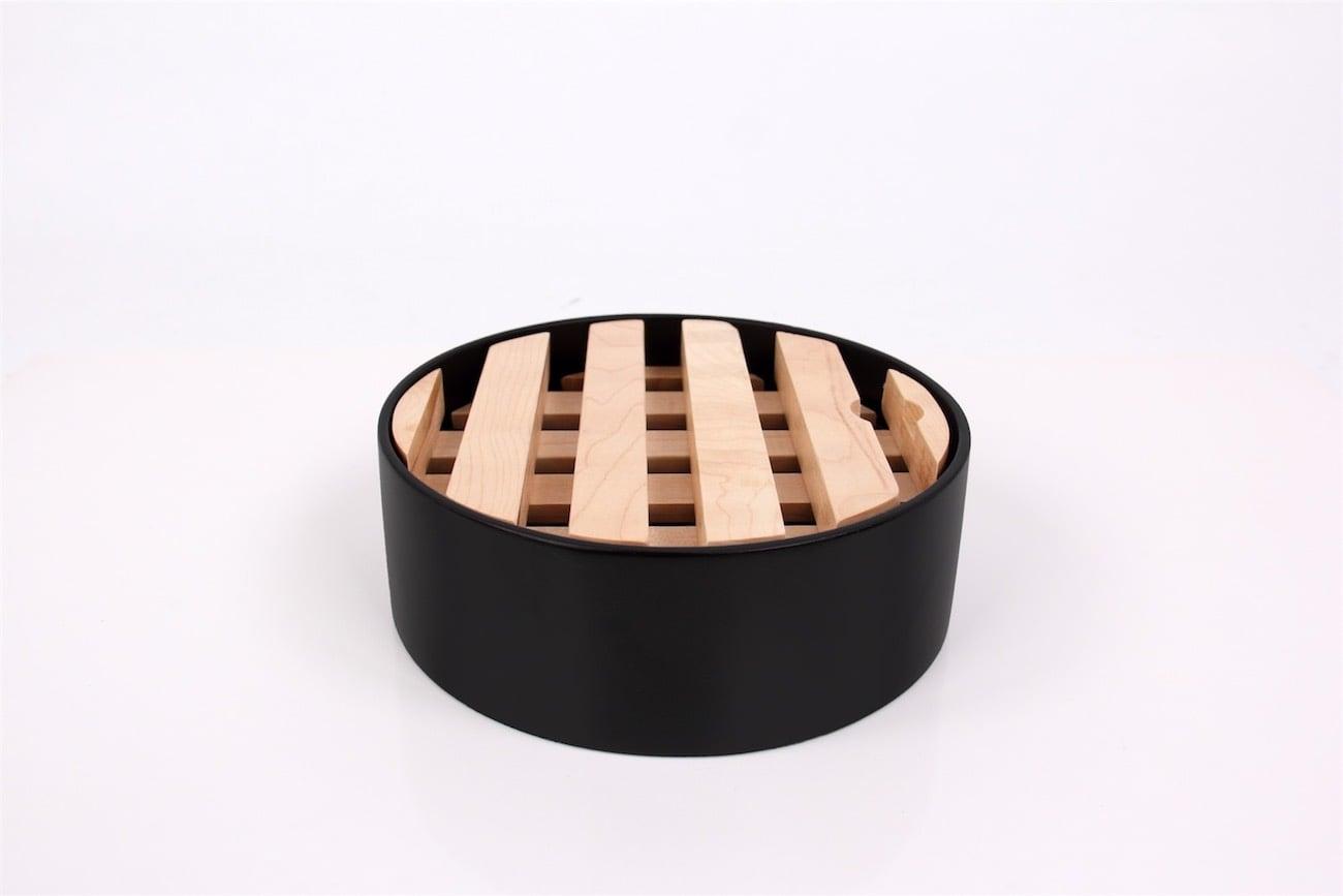 Muemma Trellis Wooden Desktop Charger