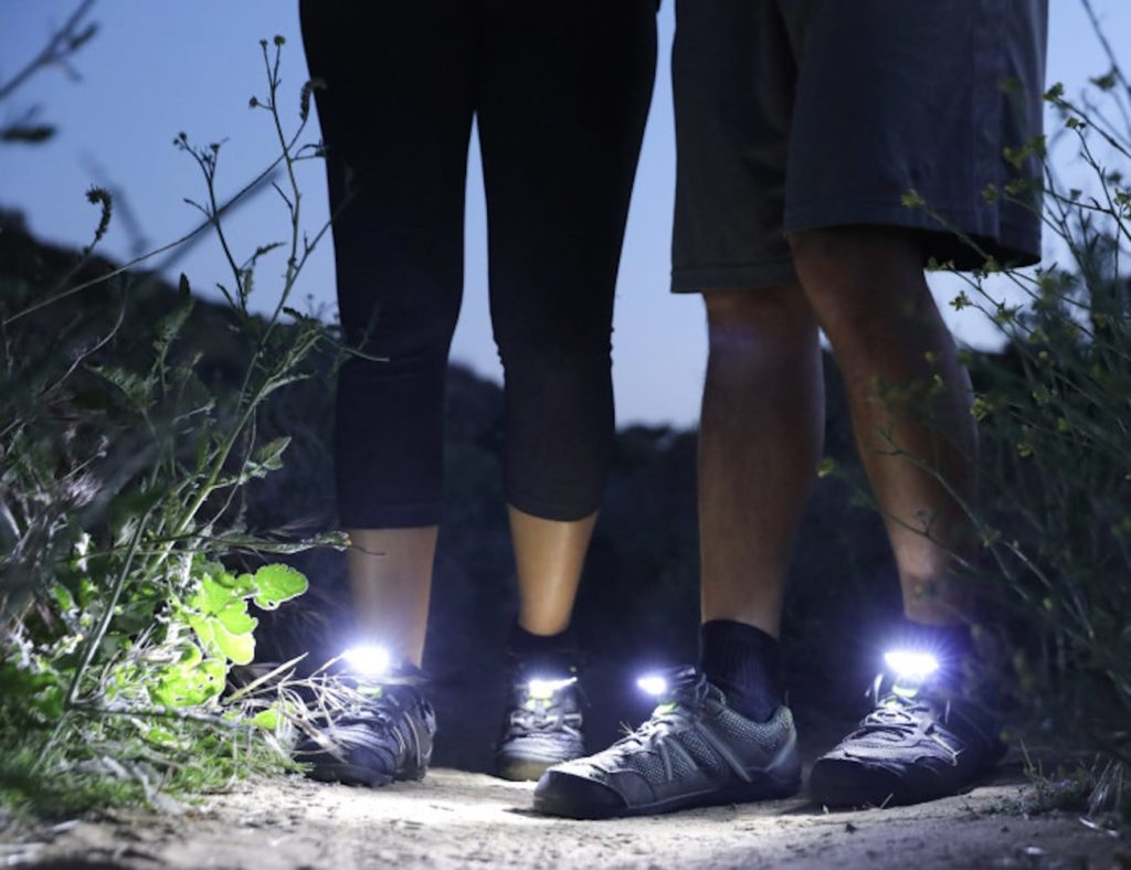 Night Tech Gear Night Runner Shoe Lights