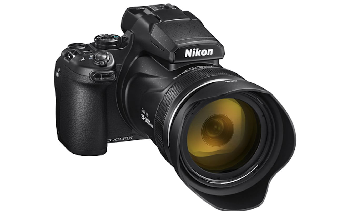 Nikon COOLPIX P1000 Superzoom Compact Digital Camera