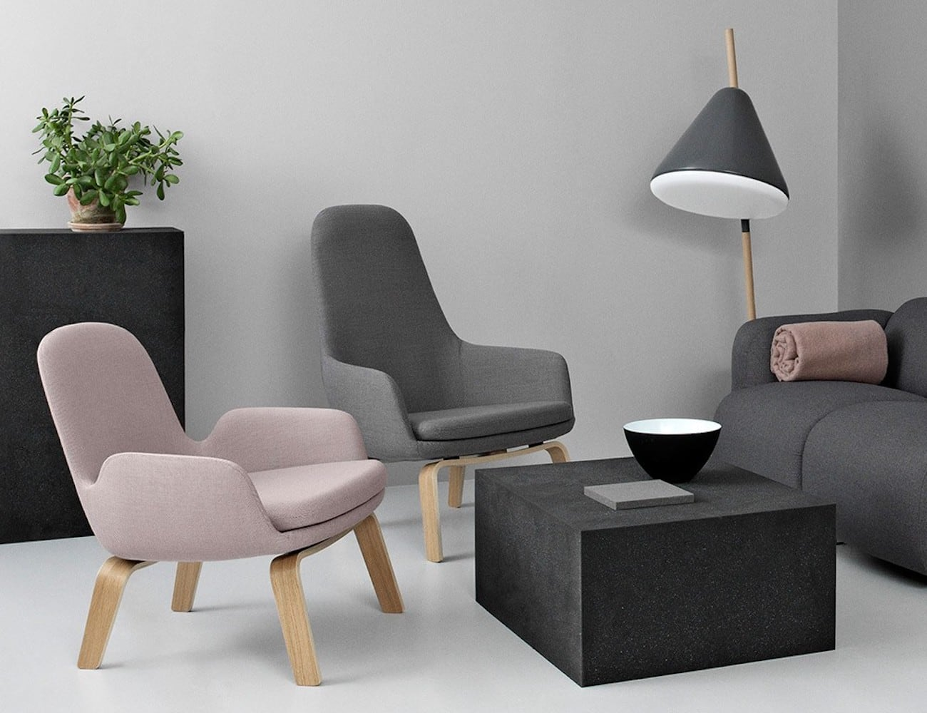 Tremendous Normann Copenhagen Era Lounge Chair Camellatalisay Diy Chair Ideas Camellatalisaycom