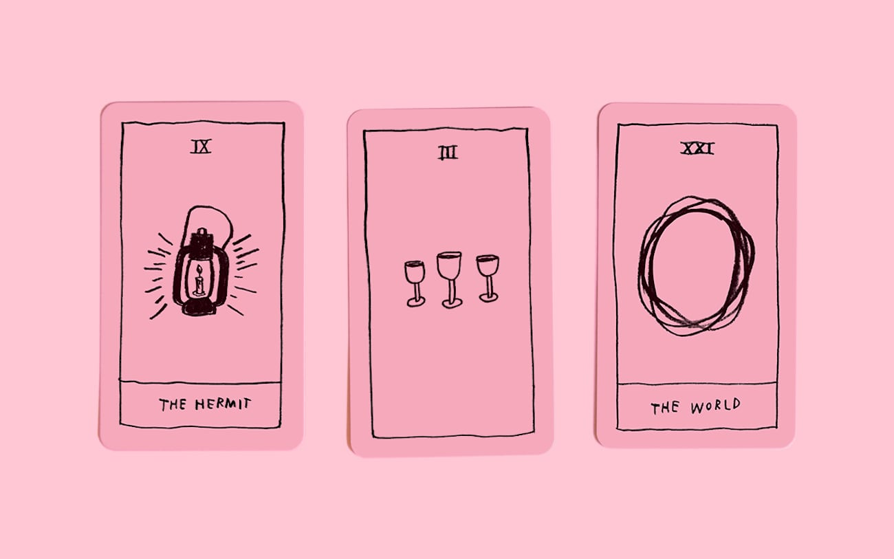 OK Tarot Simple Tarot Card Deck