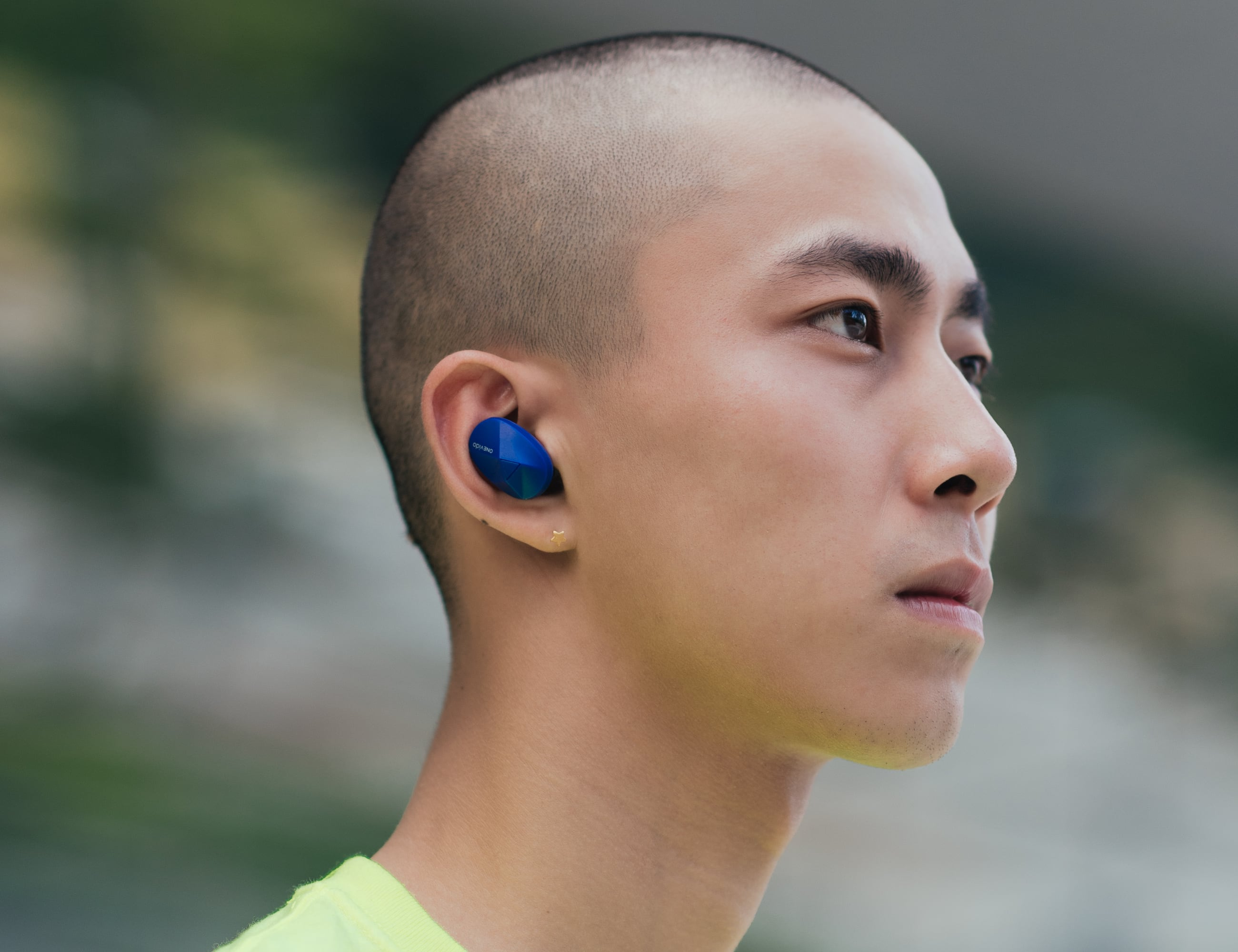 ONEvido UV-Detecting Ambient Earbuds