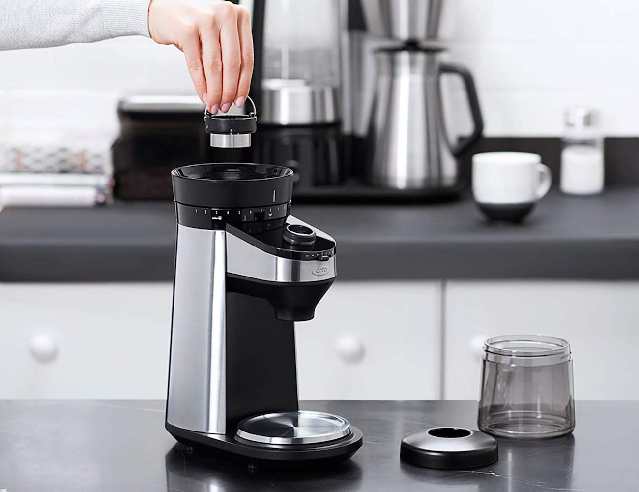 OXO Conical Burr Coffee Grinder