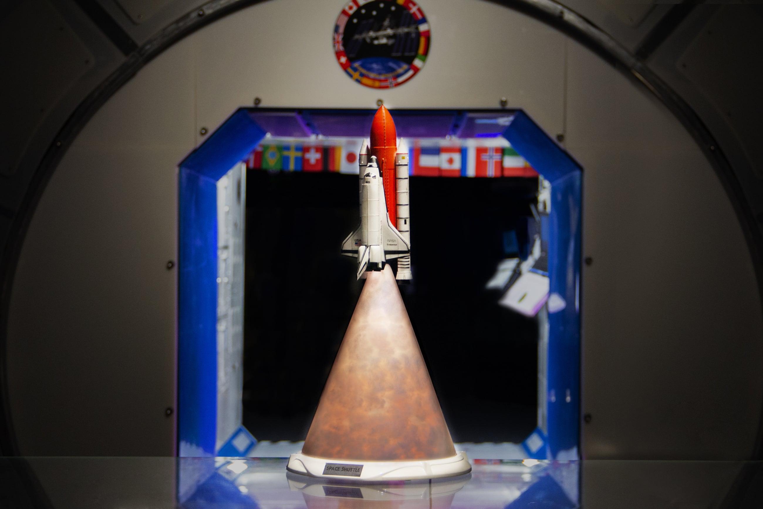PLUME Intelligent Rocket Launch Vehicle