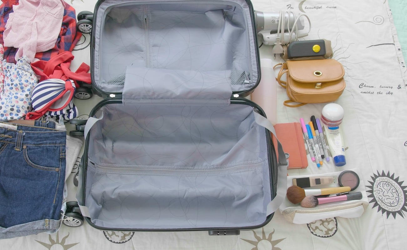 PaQ Luggage Packing Companion