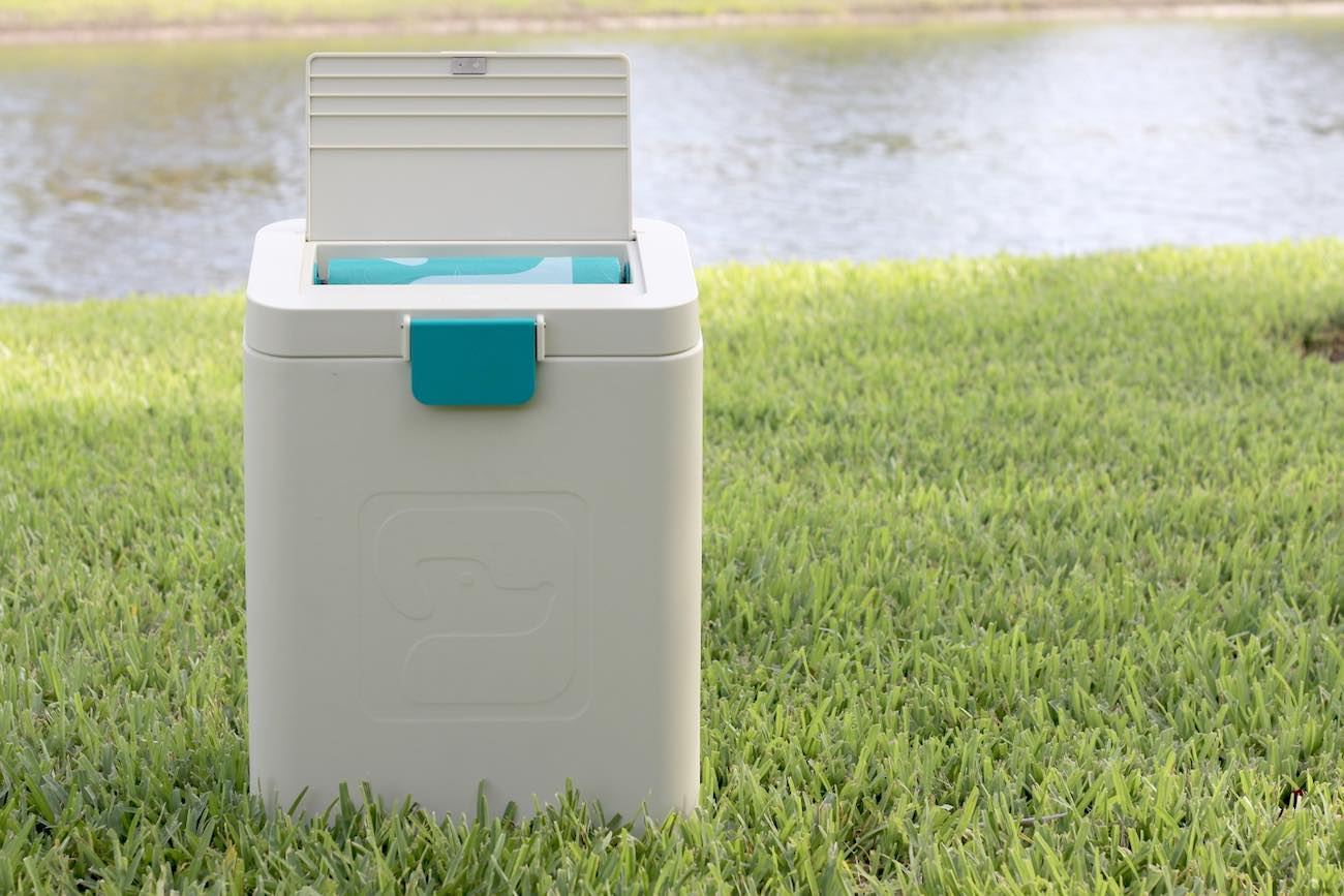 PawPail Home Pet Waste Station