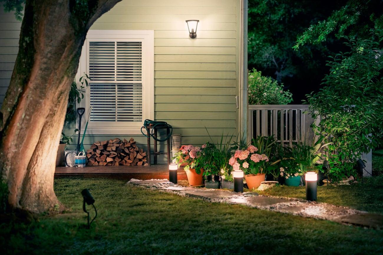 Philips Hue Calla Smart Outdoor Pathway Light