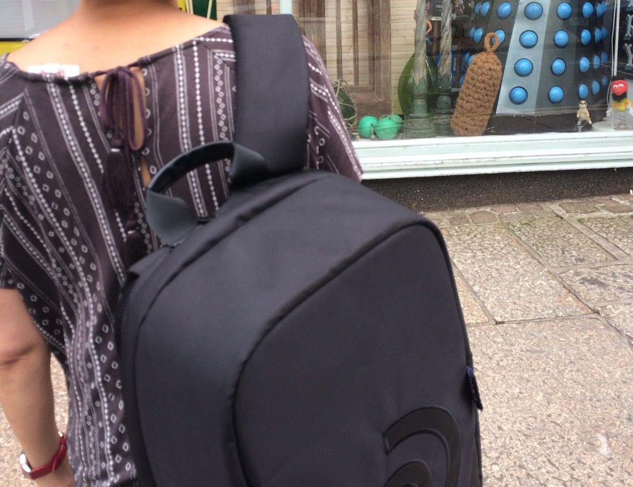 Piku Personal Safety Backpack