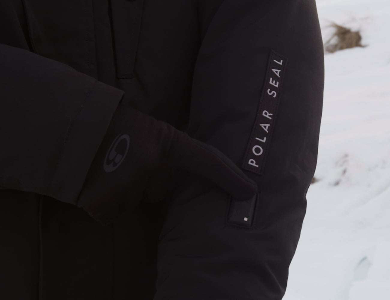 Polar Seal Heated Outerwear