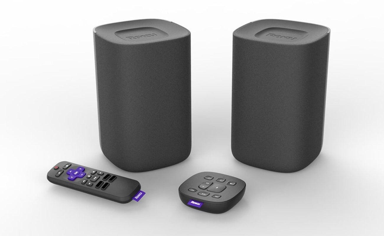 Roku TV Wireless Speakers Bundle