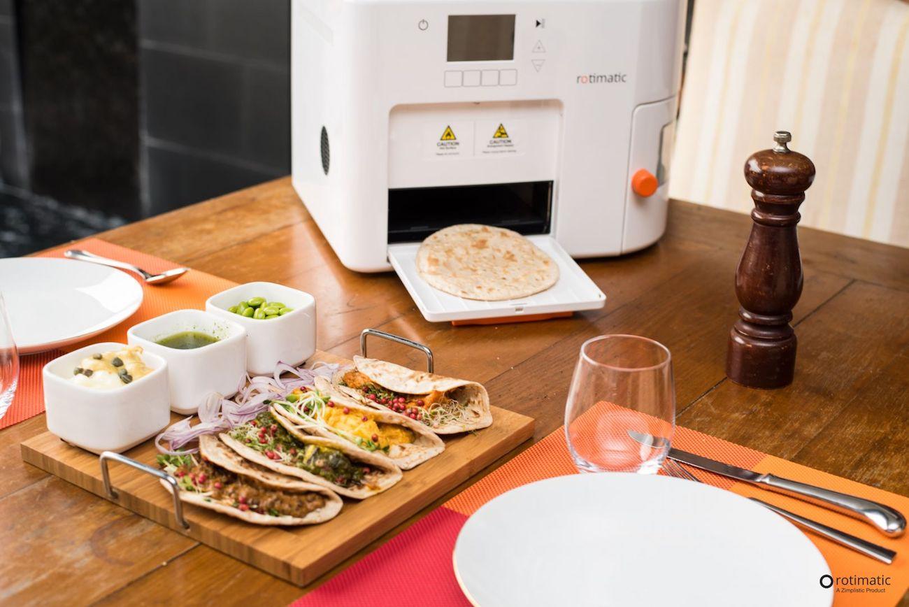 Rotimatic Smart Roti Maker