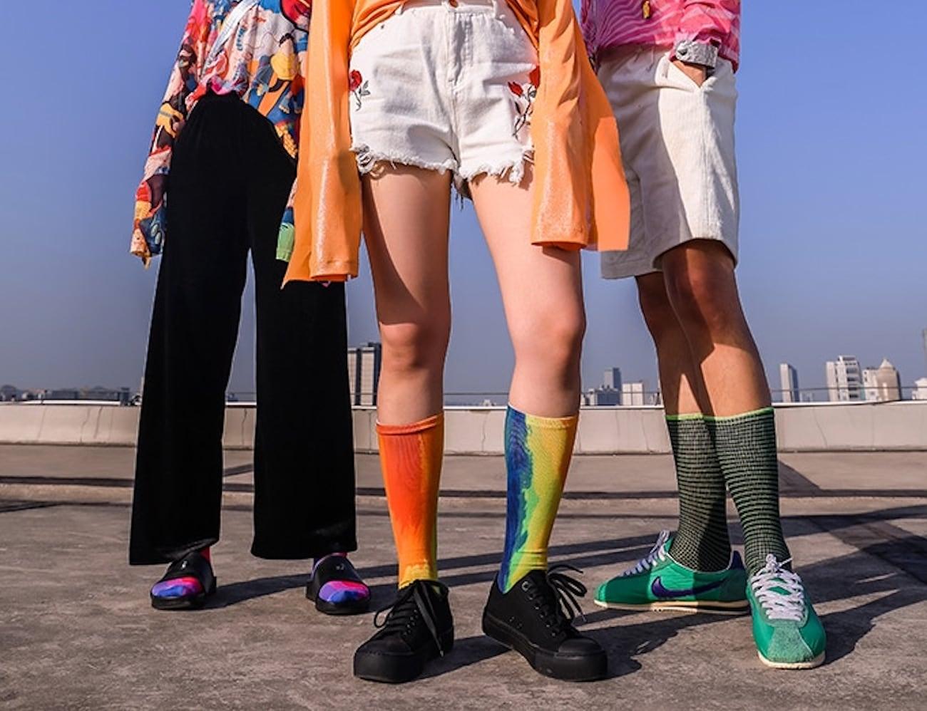 SOX Figure Ox Unique Fashion Socks