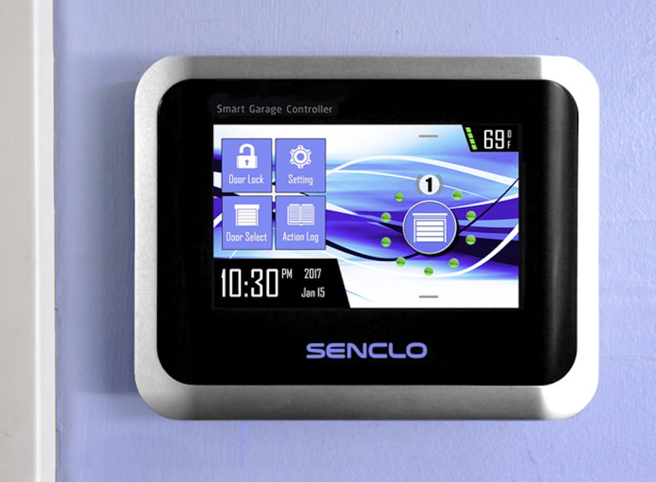 Senclo Fi Garage Door Controller