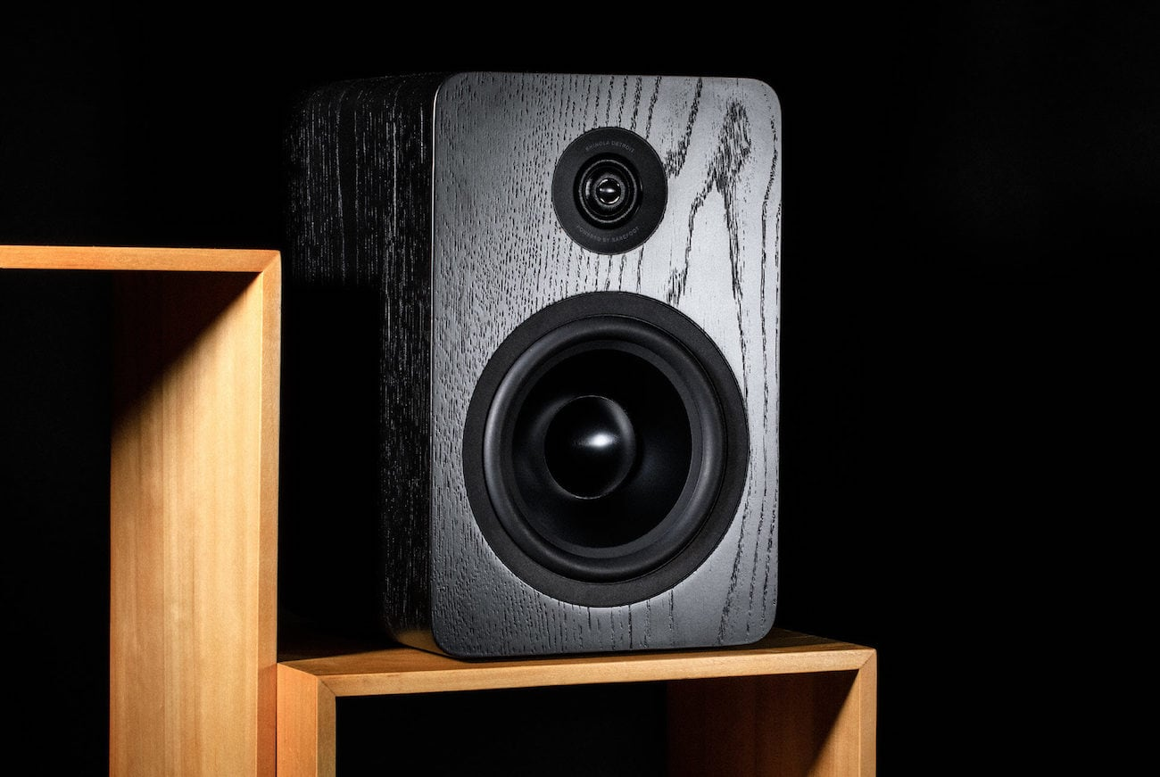 Shinola Bluetooth Bookshelf Speakers