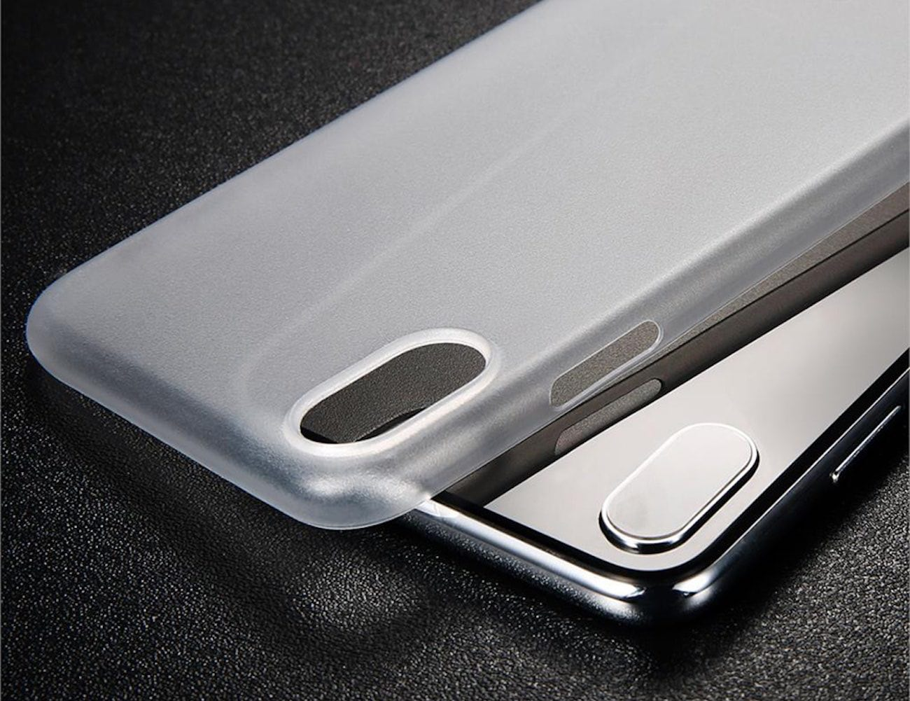 Smooth Ultra-Thin iPhone X Case
