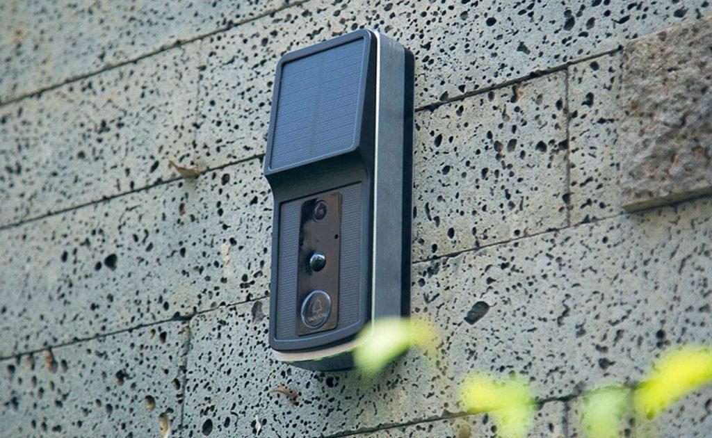 Soliom+Solar-Power+Wireless+Video+Doorbell