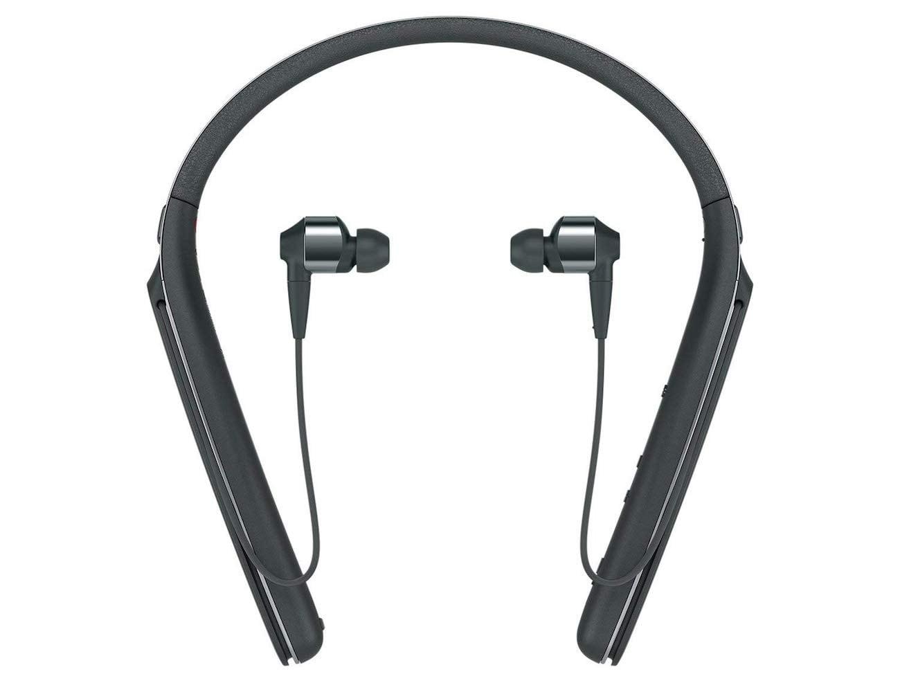 Sony WI1000X Wireless Neckband Noise Canceling Headphones