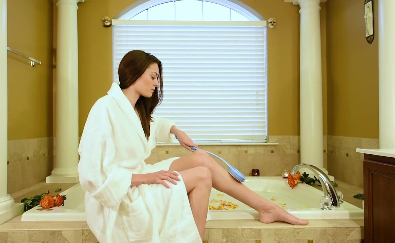 Soothe Your Skin Bath and Lotion Applicator System