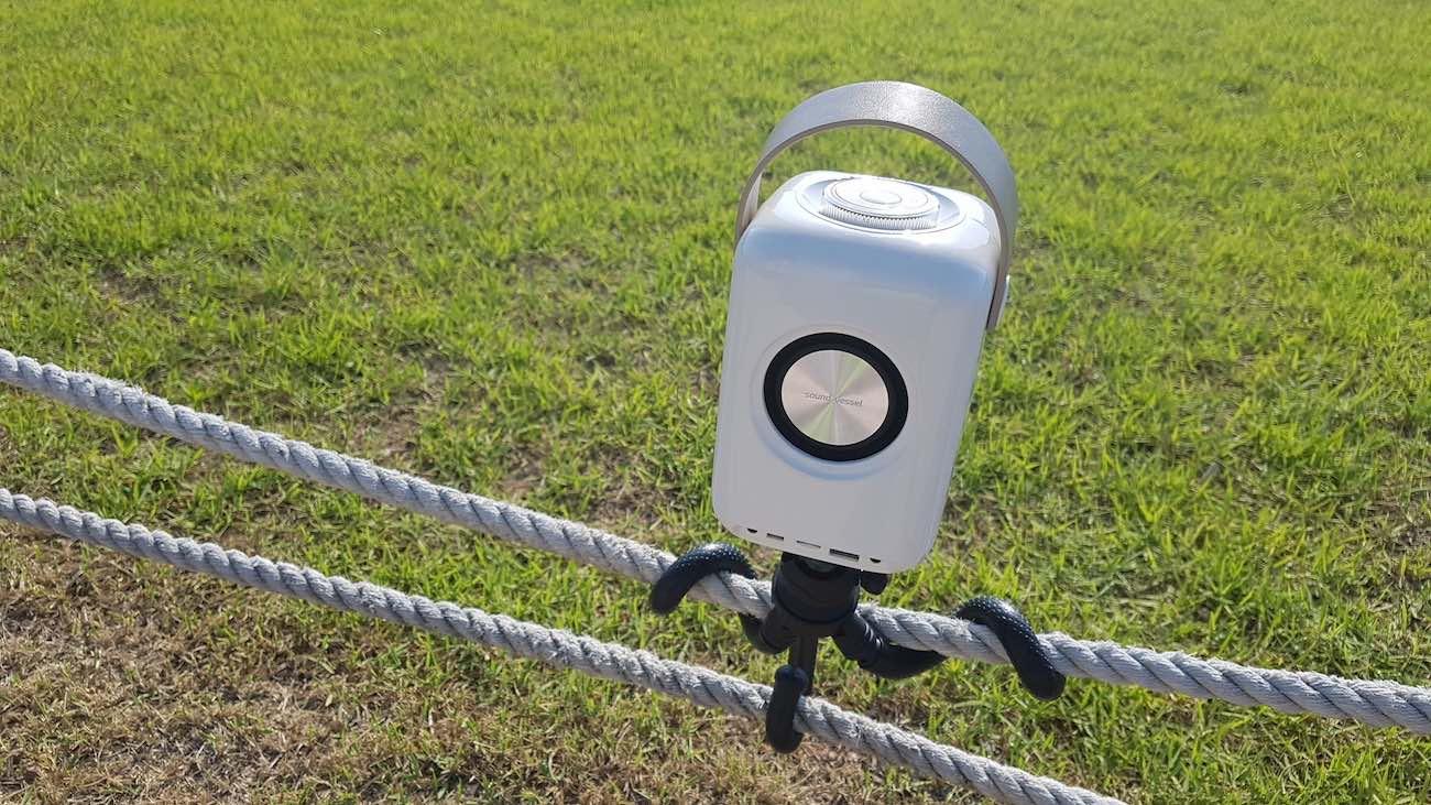 Sound-vessel Unlimited Stereo Bluetooth Speaker