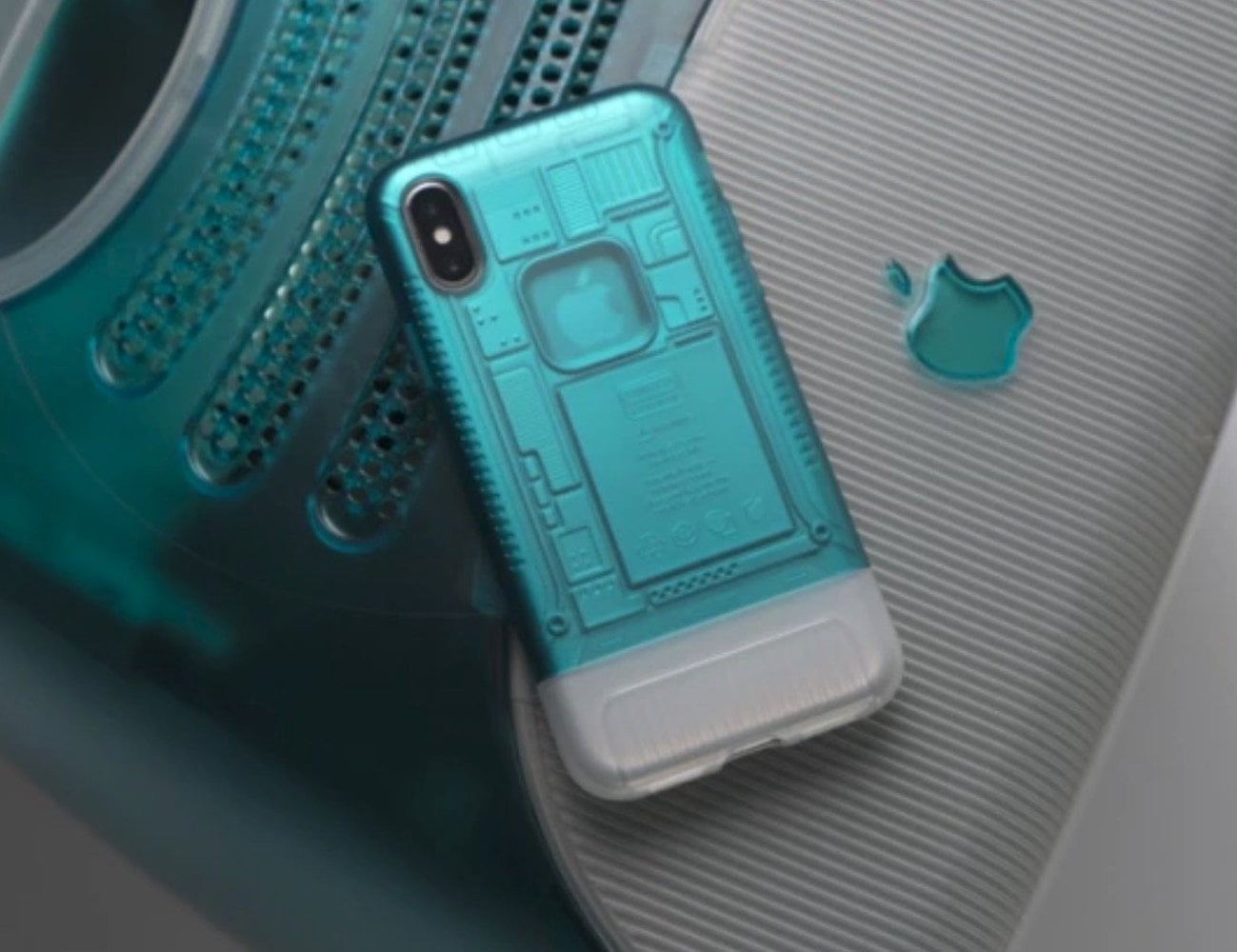 Spigen Classic C1 iPhone Xs Case