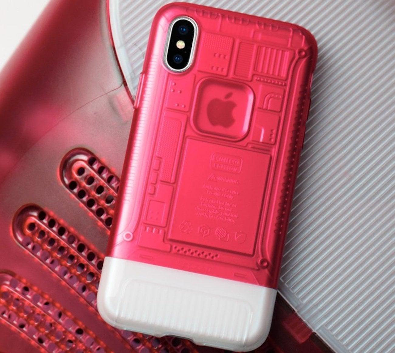 Spigen Classic C1 iPhone X Case