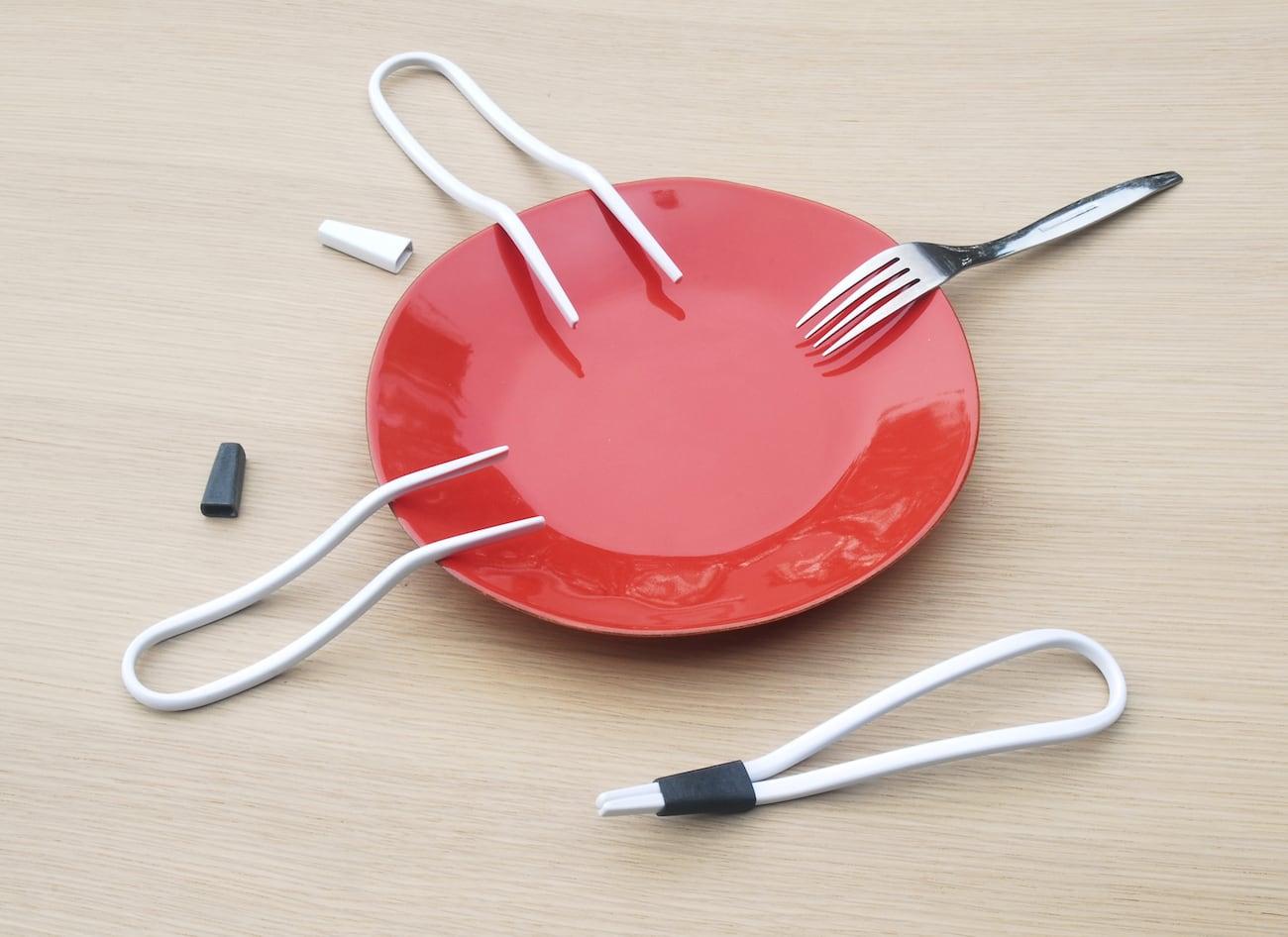 StikChops Multi-Purpose Eating Utensil