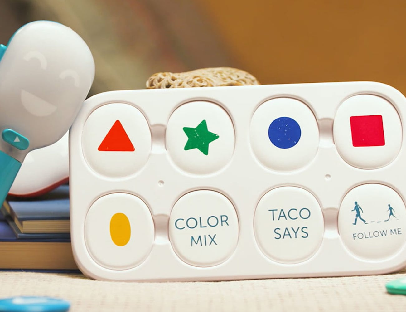 Taco Playbits Screen-Free Coding Toy