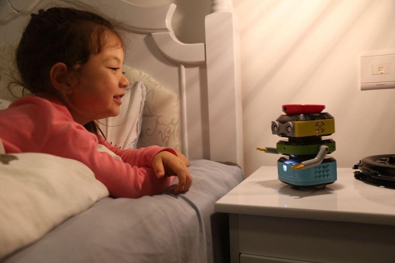 TacoBot Kids Stackable Coding Robot