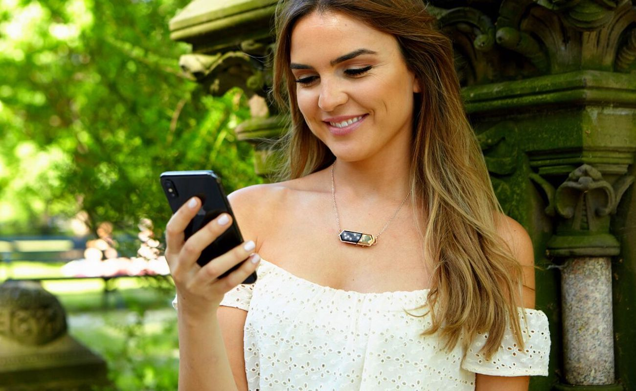 Talsam Smart Connected Jewelry