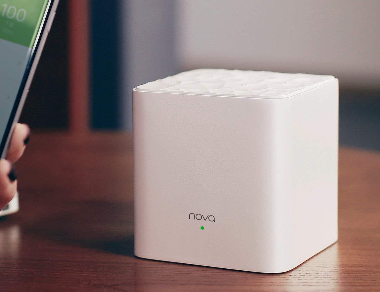 Tenda Nova MW3 Home Mesh Wi-Fi System