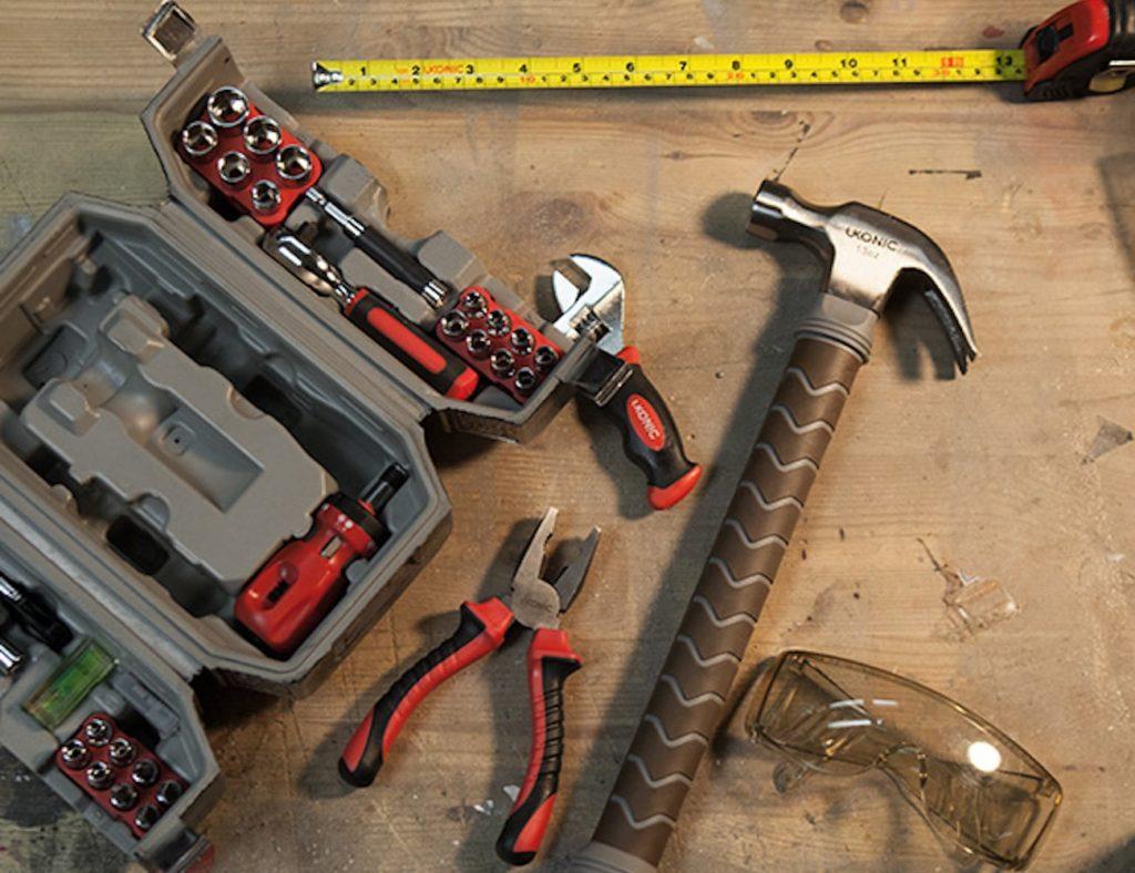 ThinkGeek+Marvel+Thor+Hammer+Tool+Set