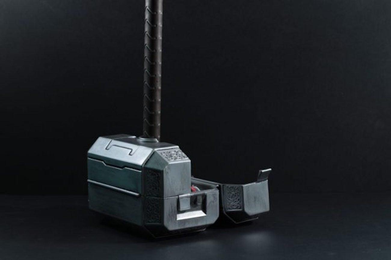 ThinkGeek Marvel Thor Hammer Tool Set