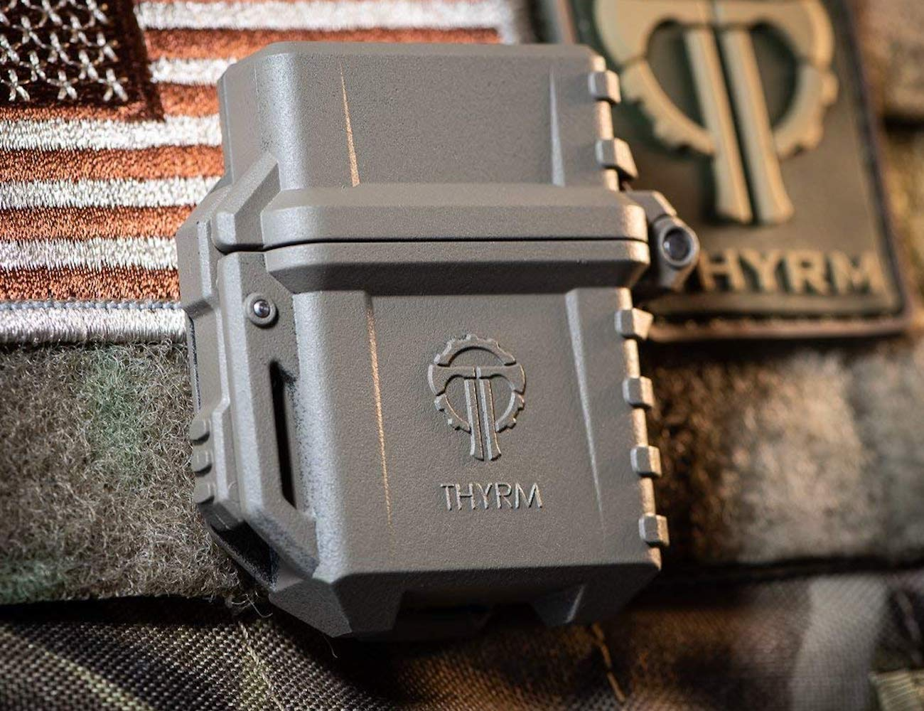 Thyrm PyroVault Protective Lighter Armor
