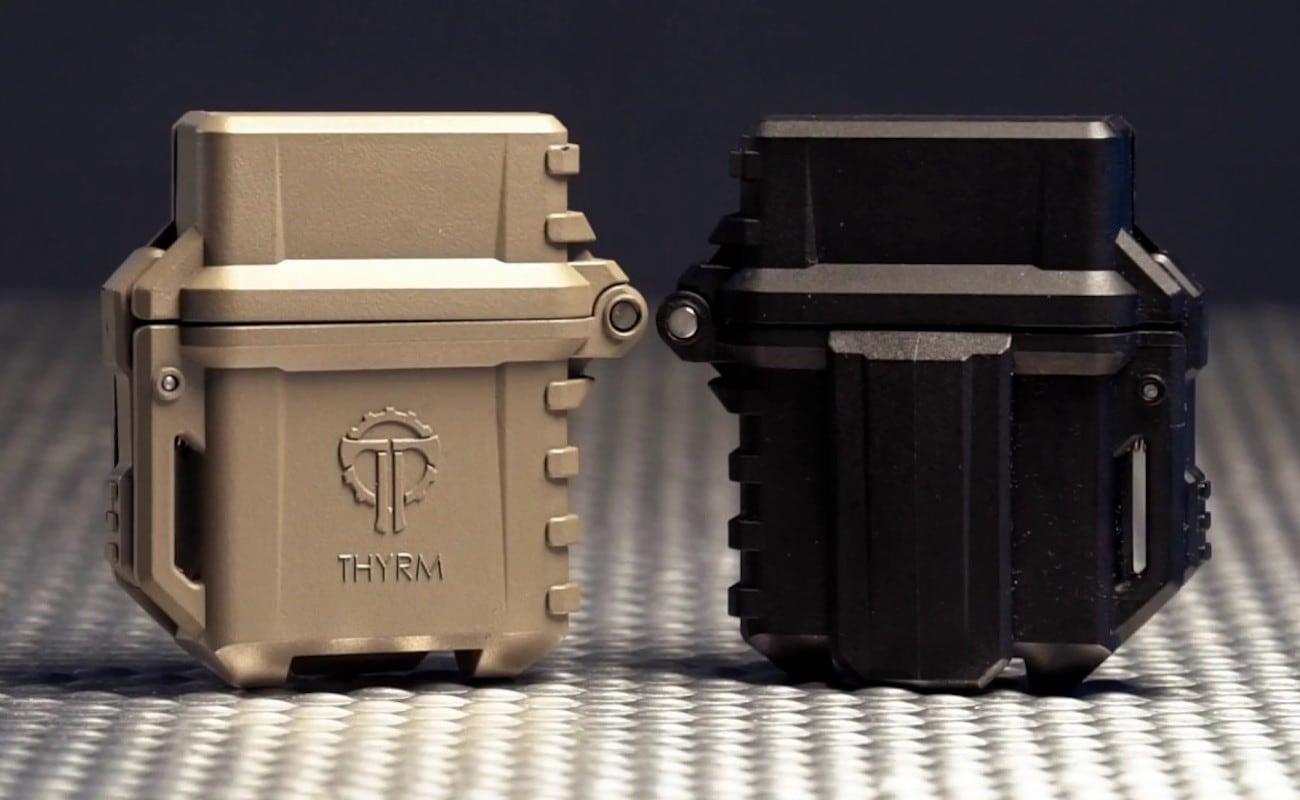 Thyrm PyroVault Protective Lighter Armor
