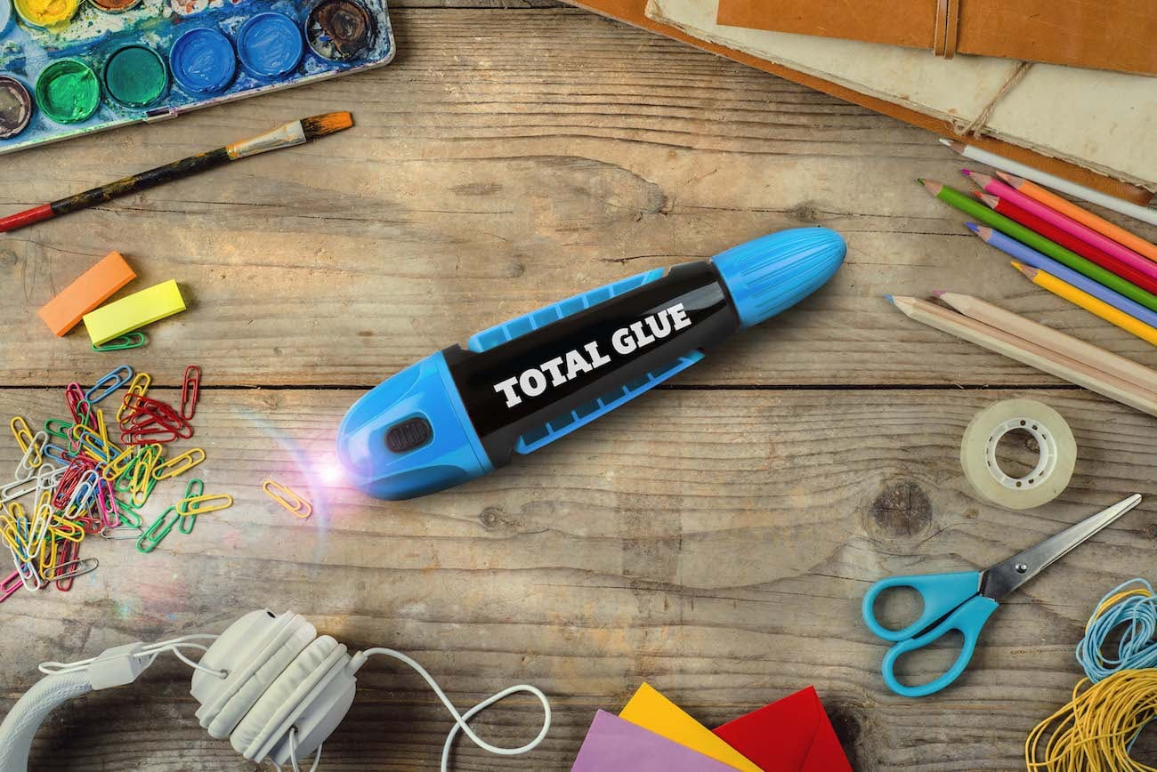 Total Glue Light Curing Adhesive