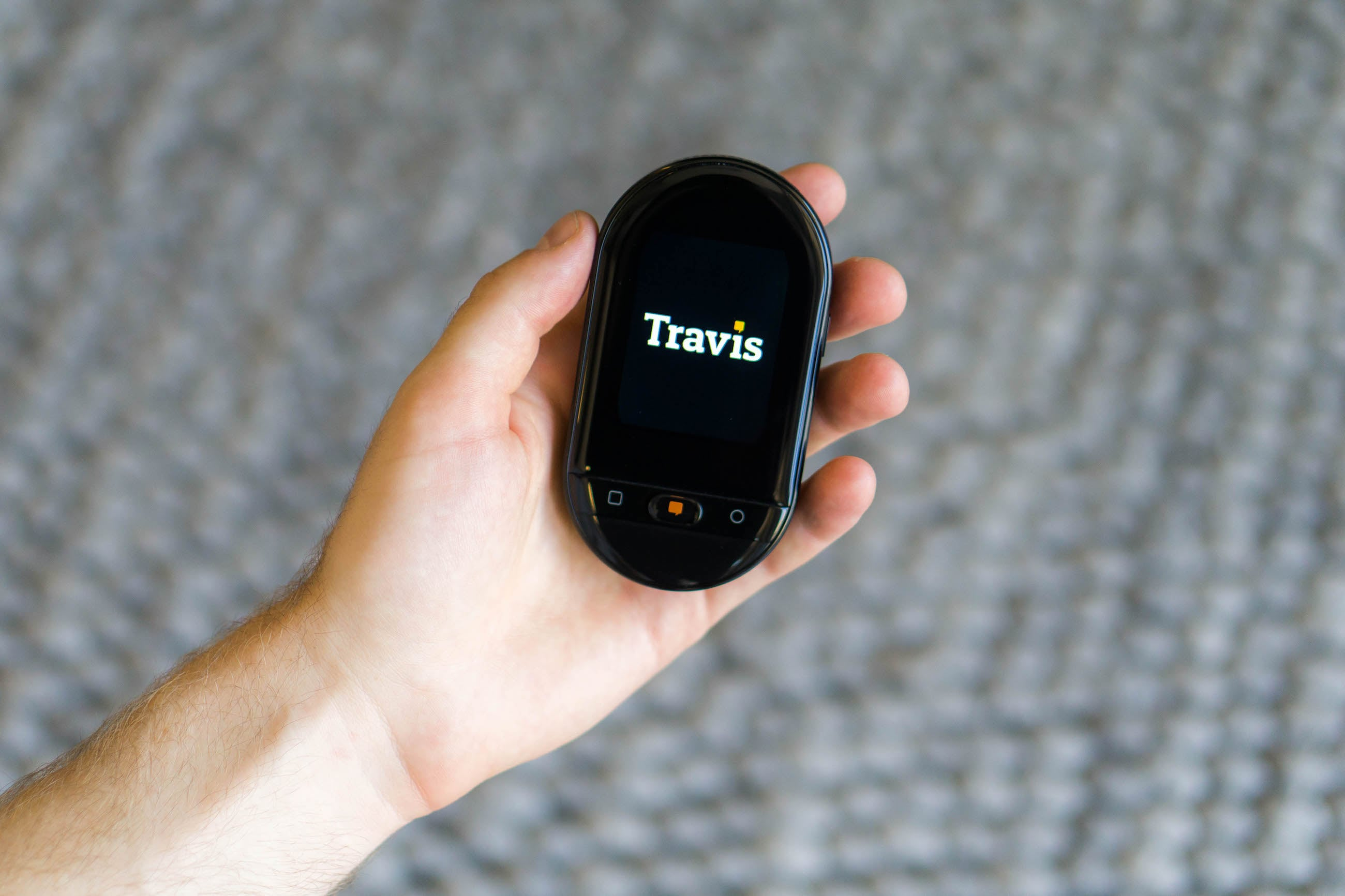 Travis Touch Pocket Translator