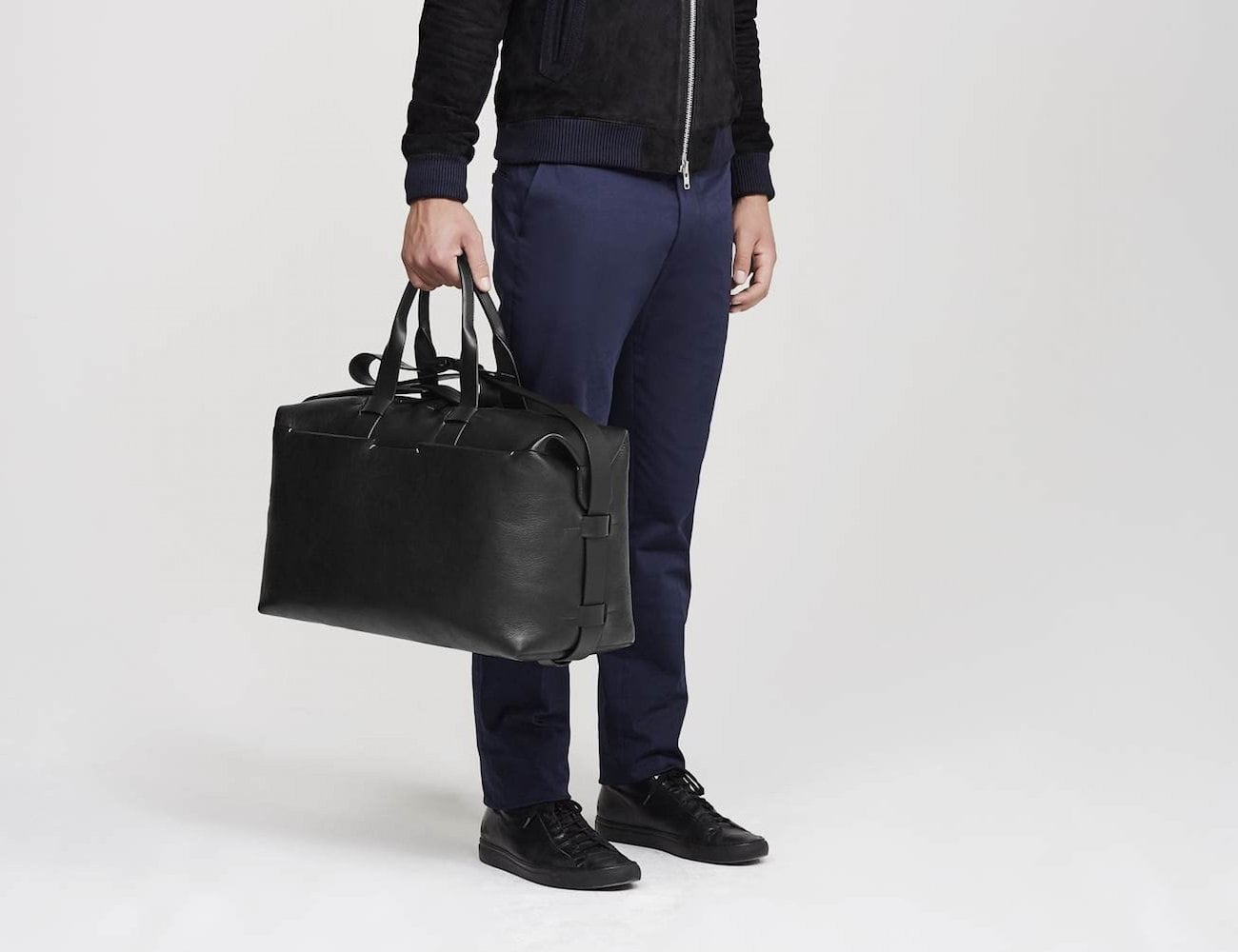 Troubadour Weekender Men's Luxury Weekend Bag