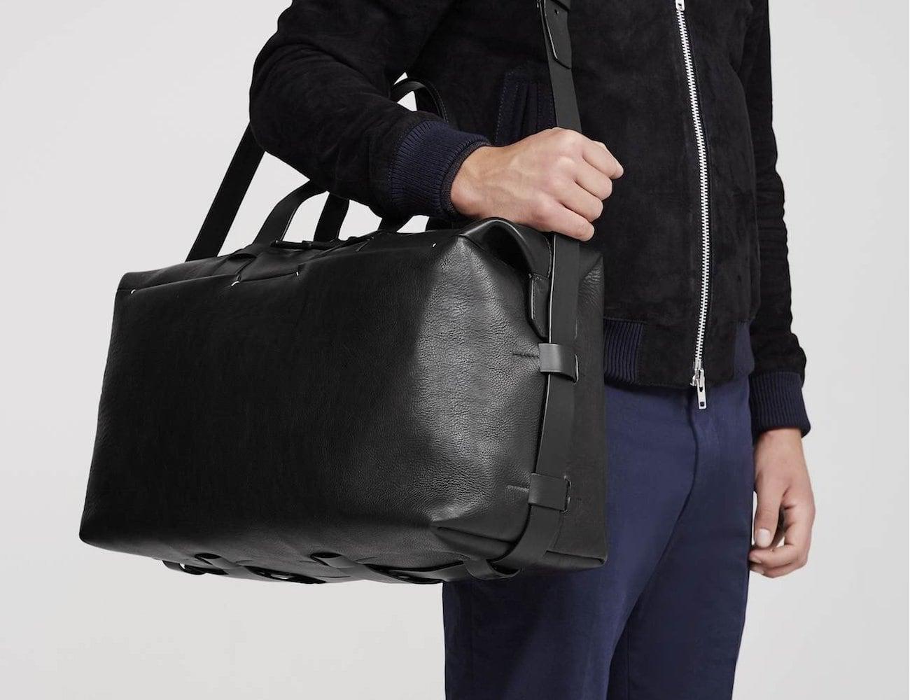 Troubadour Weekender Men's Luxury Weekend Bag