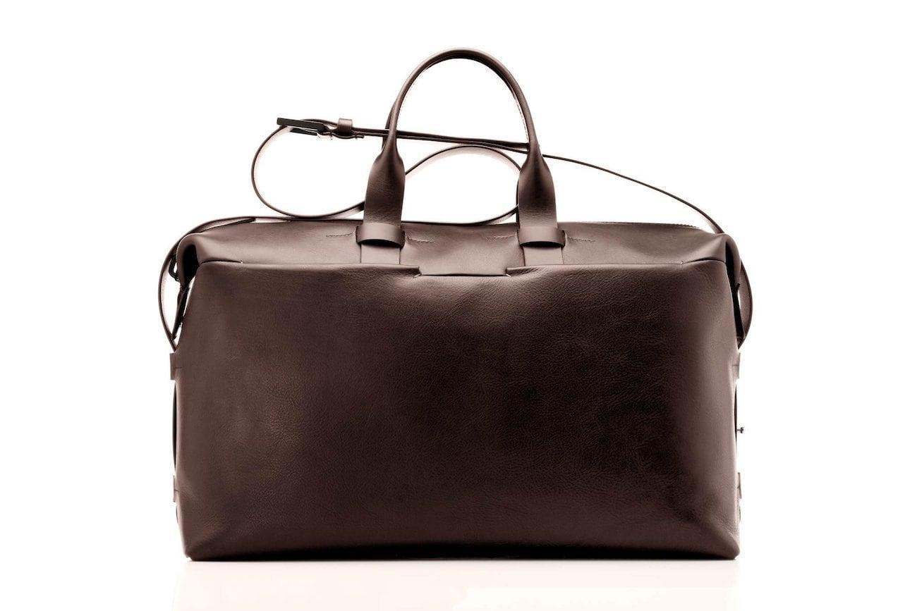 Troubadour Weekender Men S Luxury Weekend Bag