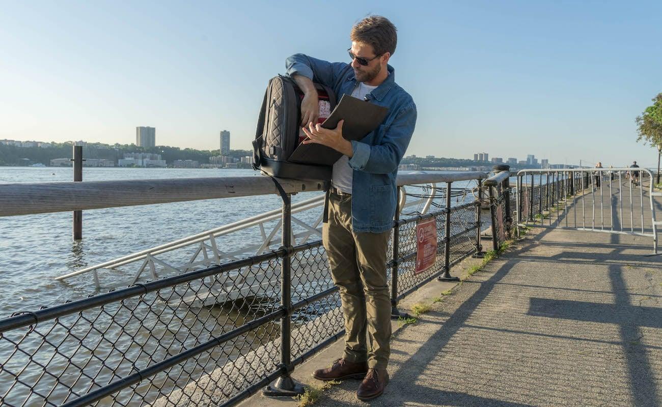 VIANETIC Versatile Diaper Backpack