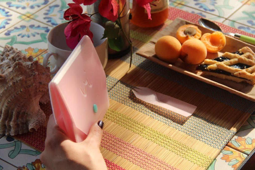 Vi+Pocket-Sized+Foldable+Lunchbox