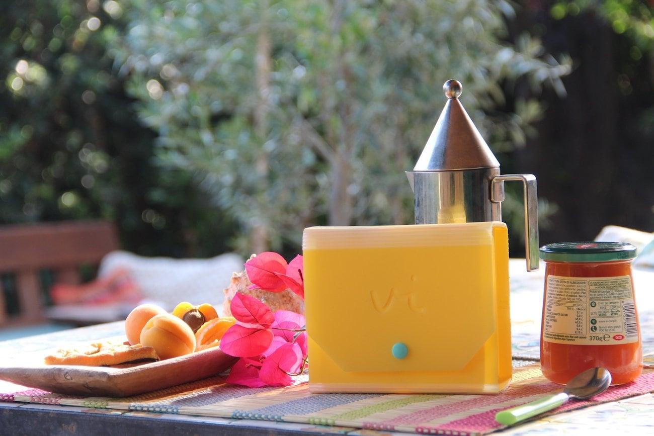 Vi Pocket-Sized Foldable Lunchbox