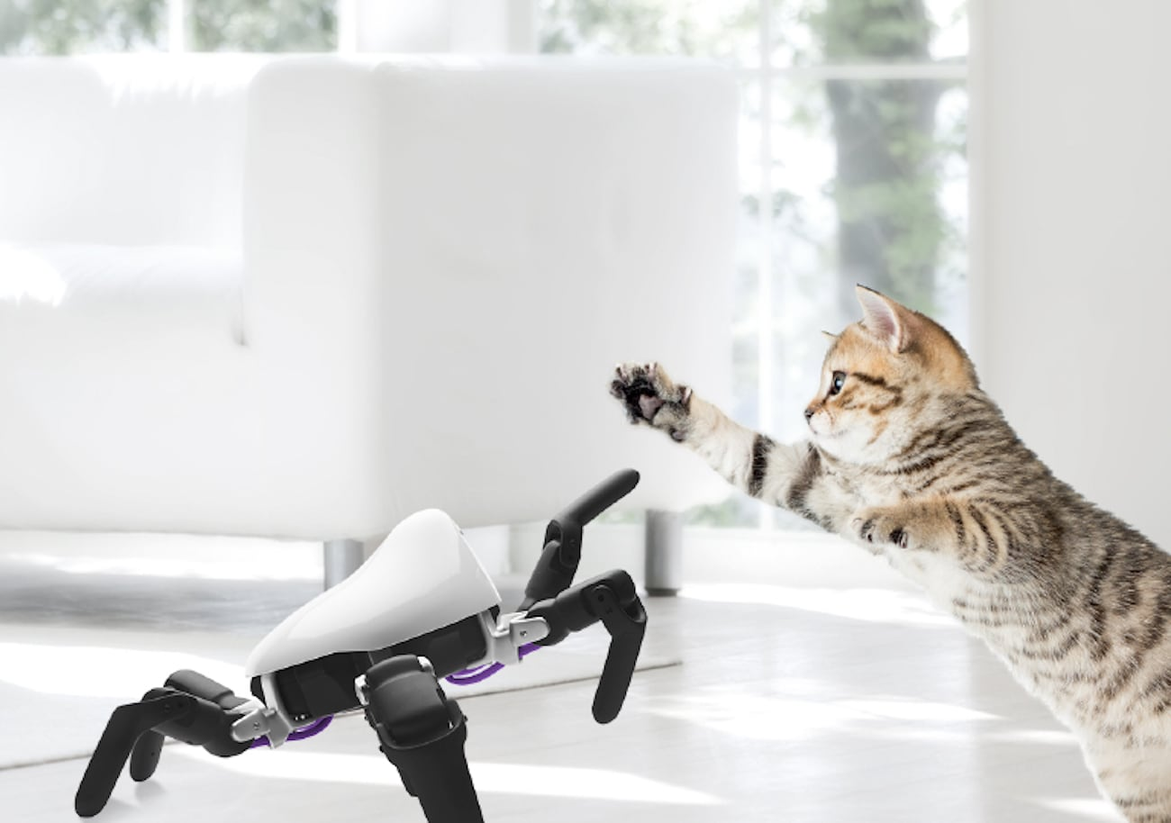 Vincross HEXA Programmable Hexapod Robot