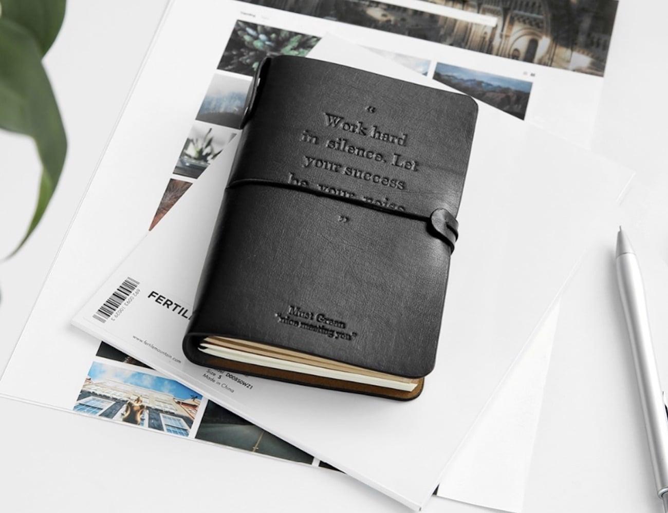 Vintage Traveler's Notebook