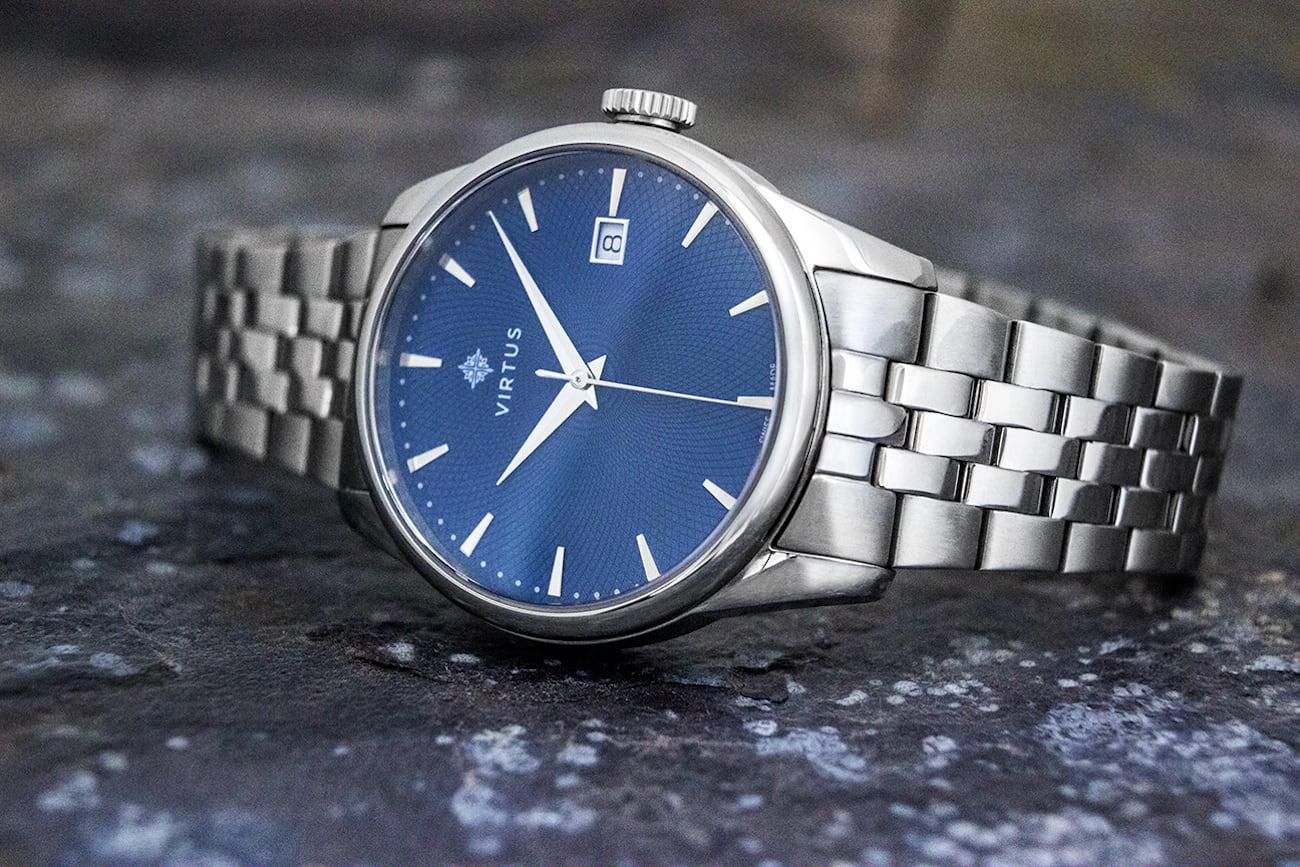 Virtus V1 Classic Swiss Automatic Watch