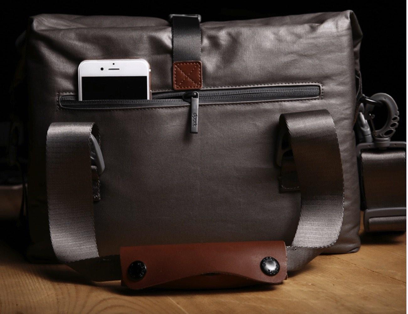 Crossbody Camera Bag