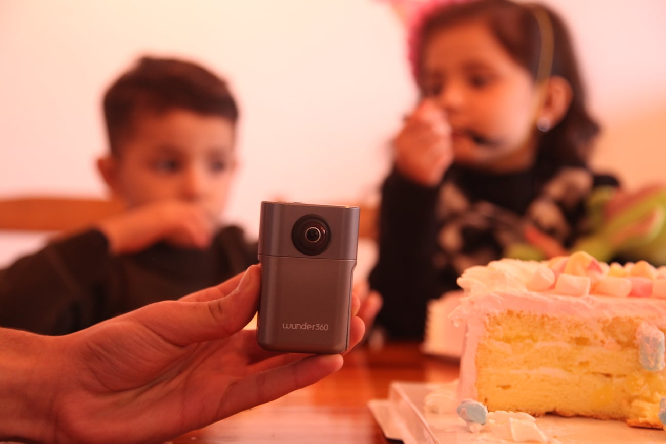 Wunder360 S1 Multifunctional 360-Degree Camera