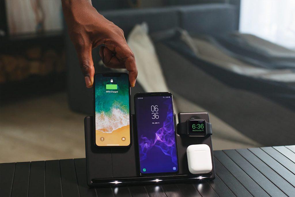 Wyrex Wireless Fast Charging Pad