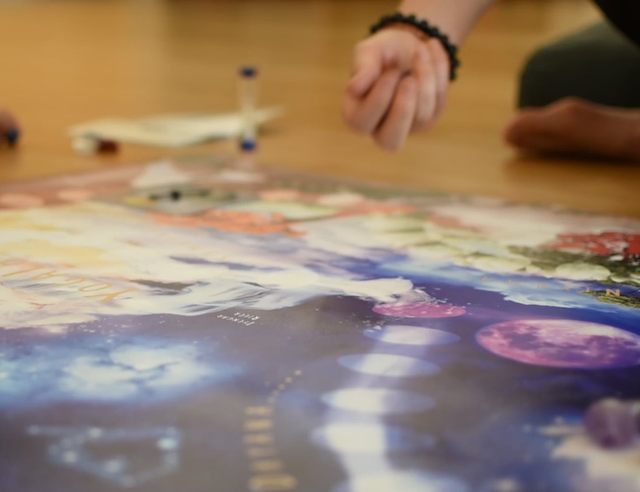 YogaLand – Experiential Yoga Board Game