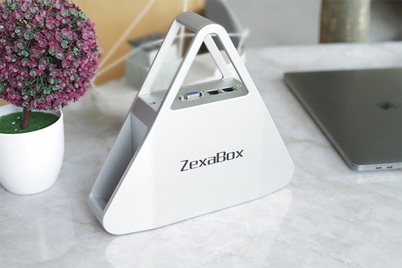 ZexaBox Decentralized Private Cloud System